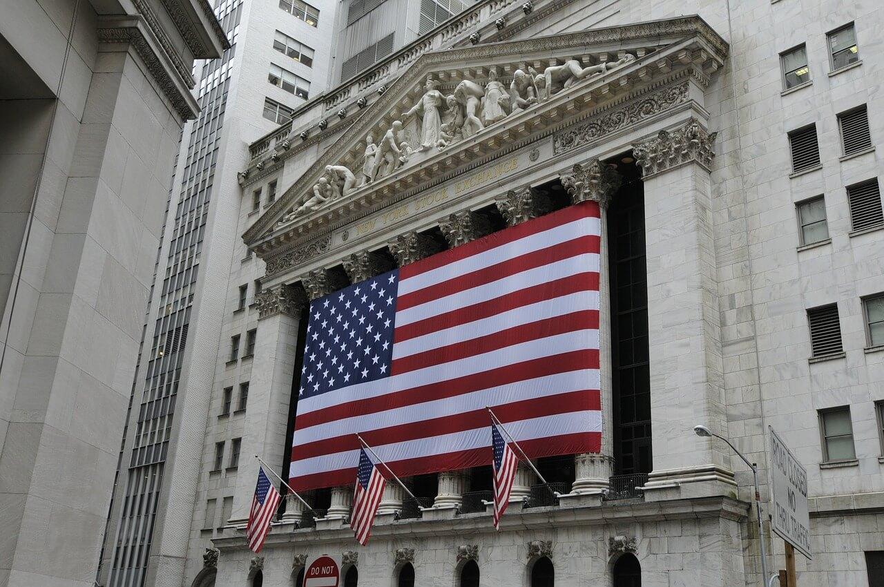 ウォール街、歴史
